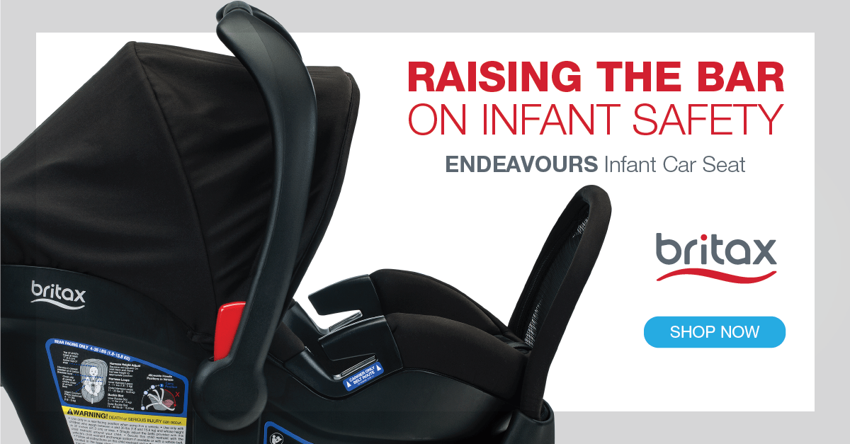 Introducing the New Britax Endeavours Car Seat - See It in Person at #TestDriveParenthood Events