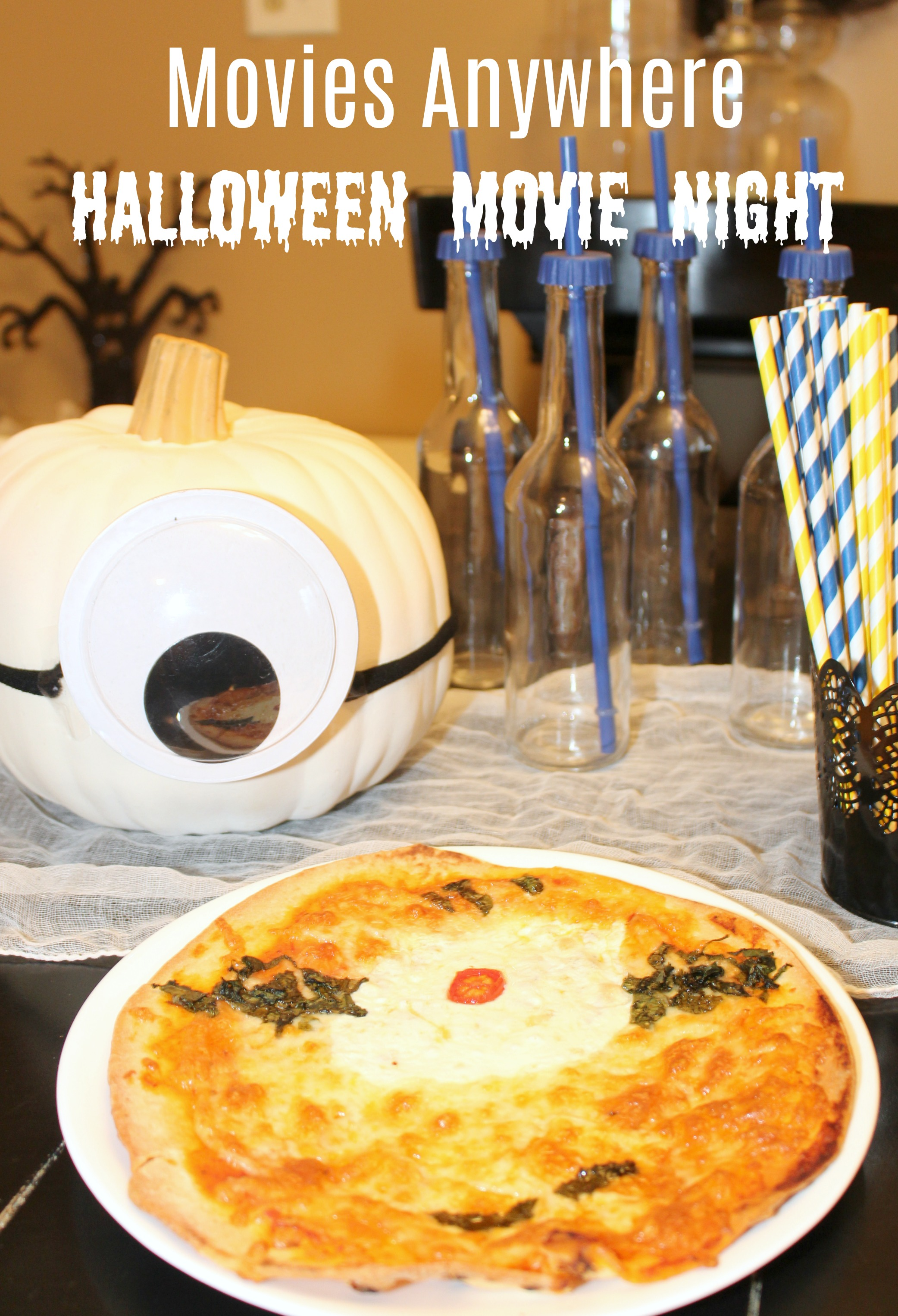 Movies Anywhere Halloween Movie Night