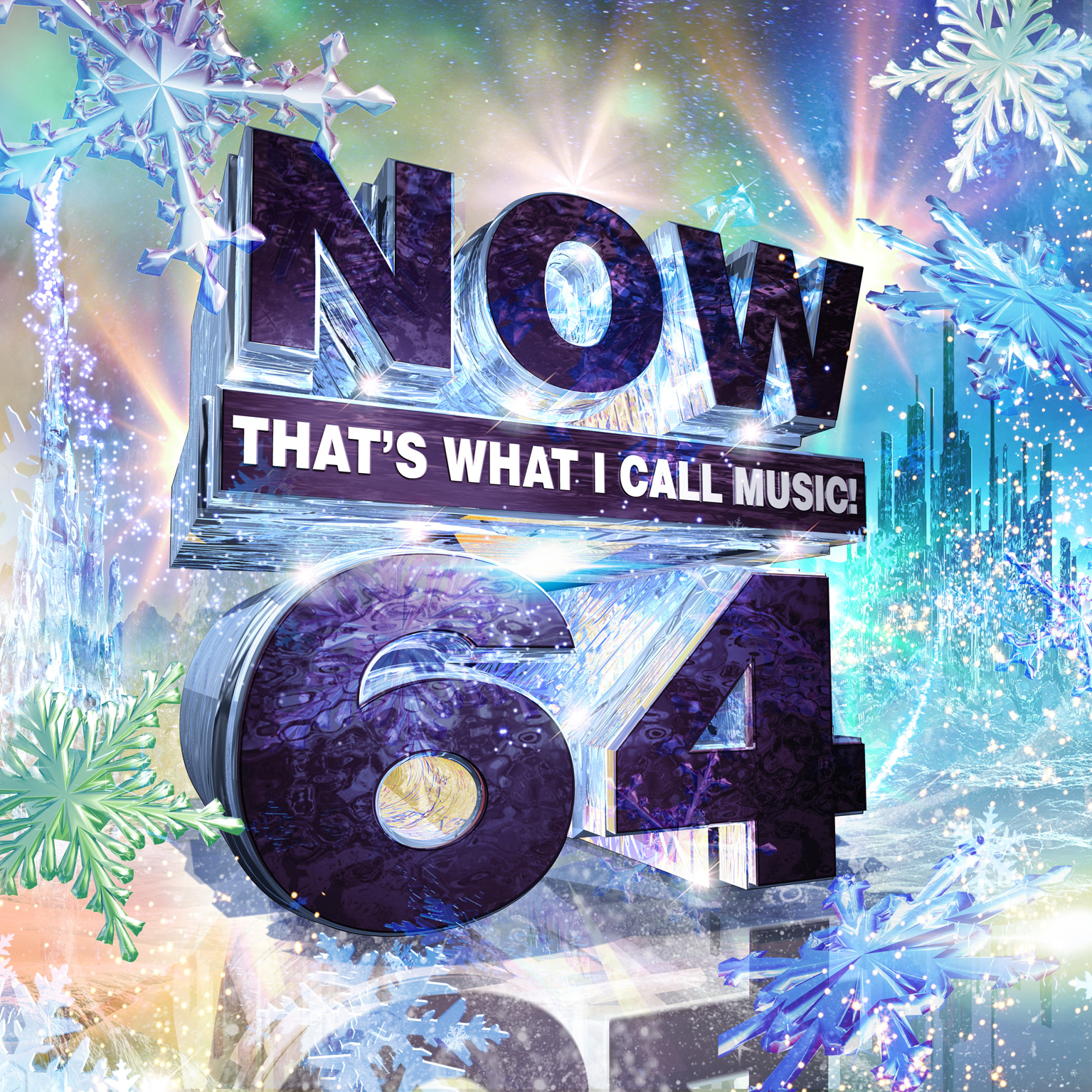 What I'm Listening to: Now That's What I Call Music 64