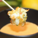 Crab Poppers with Sriracha Aioli – The Perfect Holiday Appetizer