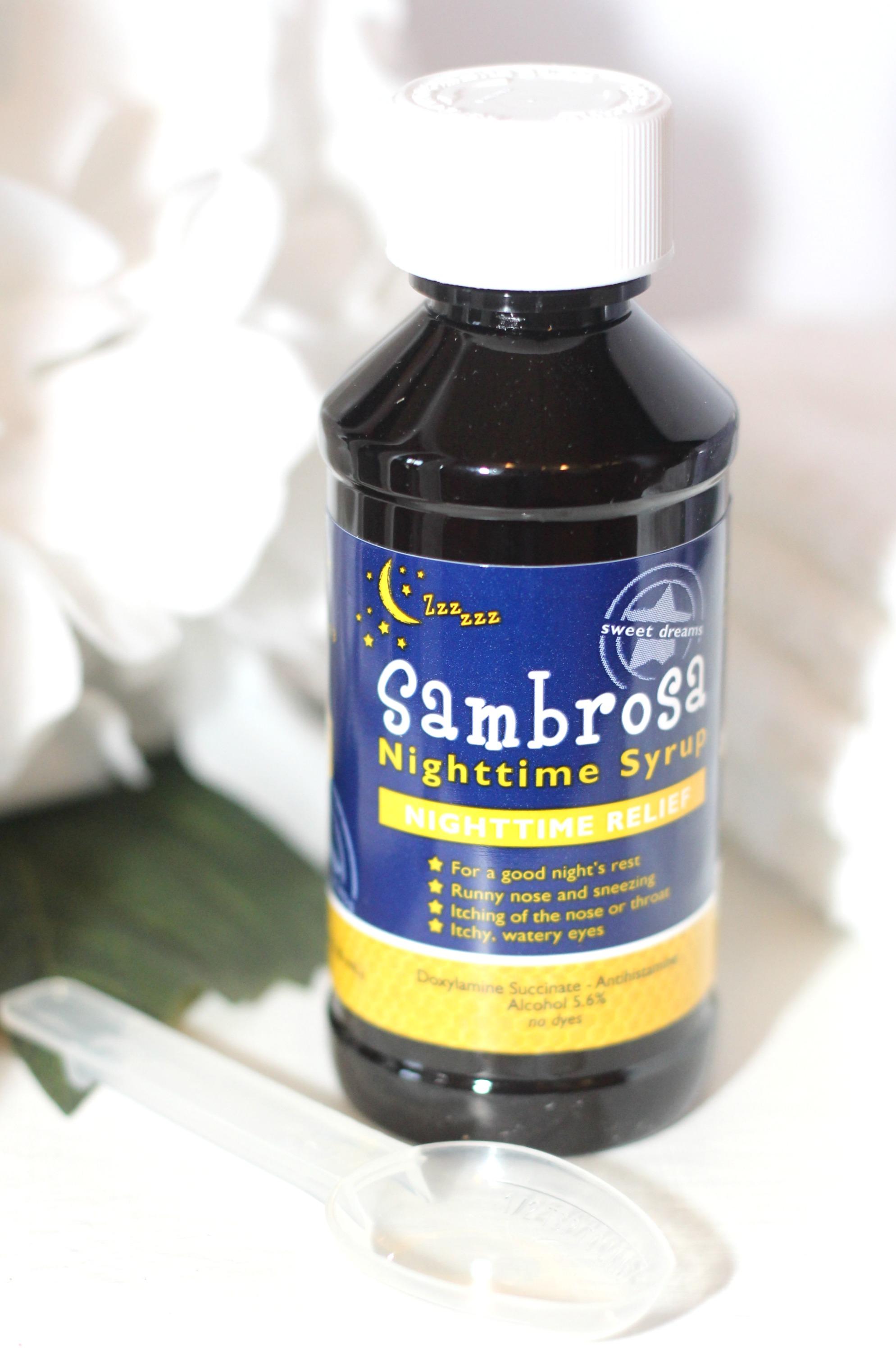 Sweet Dreams start with Sambrosa