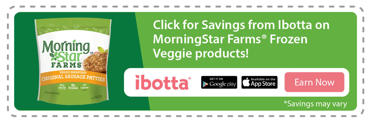Ibotta MorningStar Farms