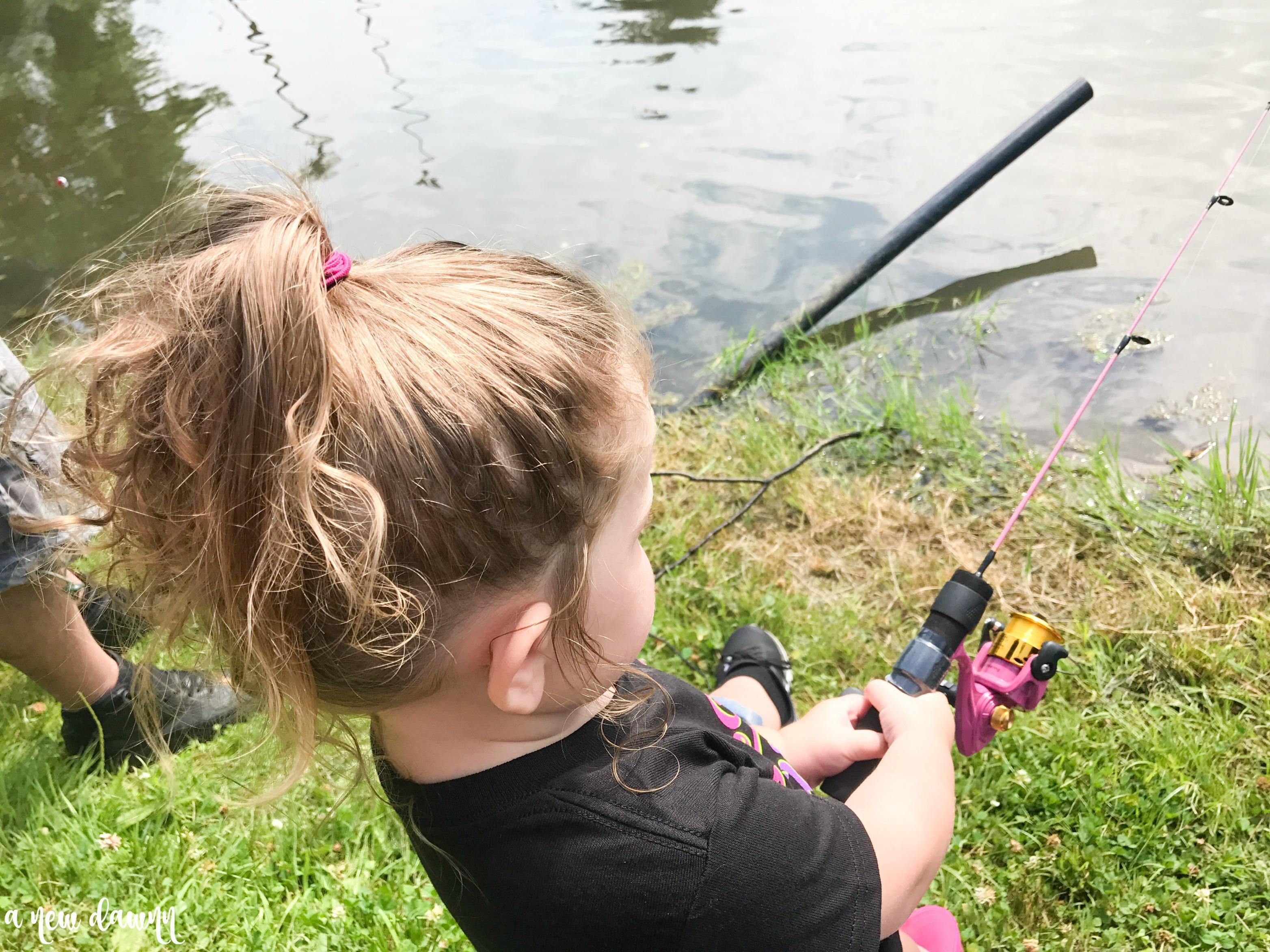Free Fishing Day New Jersey