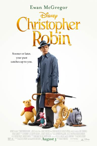 Disney's Christopher Robin Movie Poster