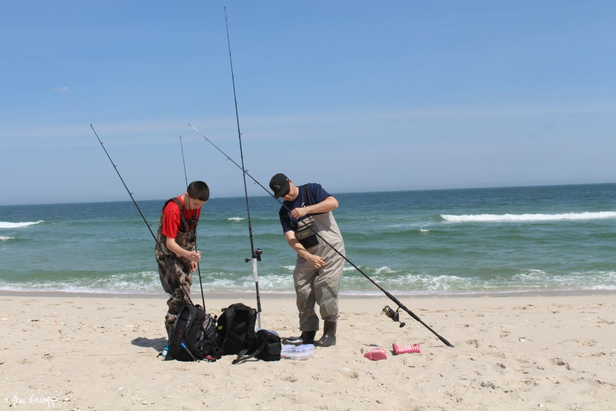 Fishing Together - Preserve the Moment and the Catch + #PreserveTheMomentContest