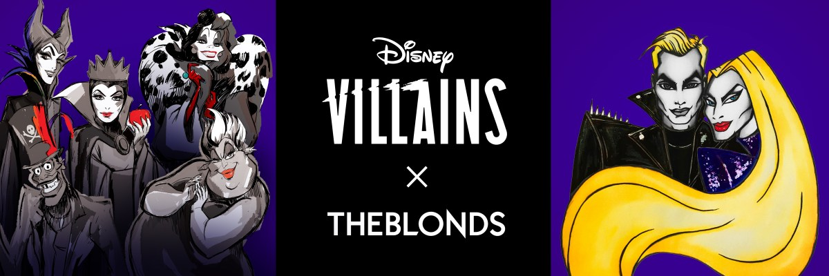 Disney Villains X The Blonds to Debut at New York Fashion Week