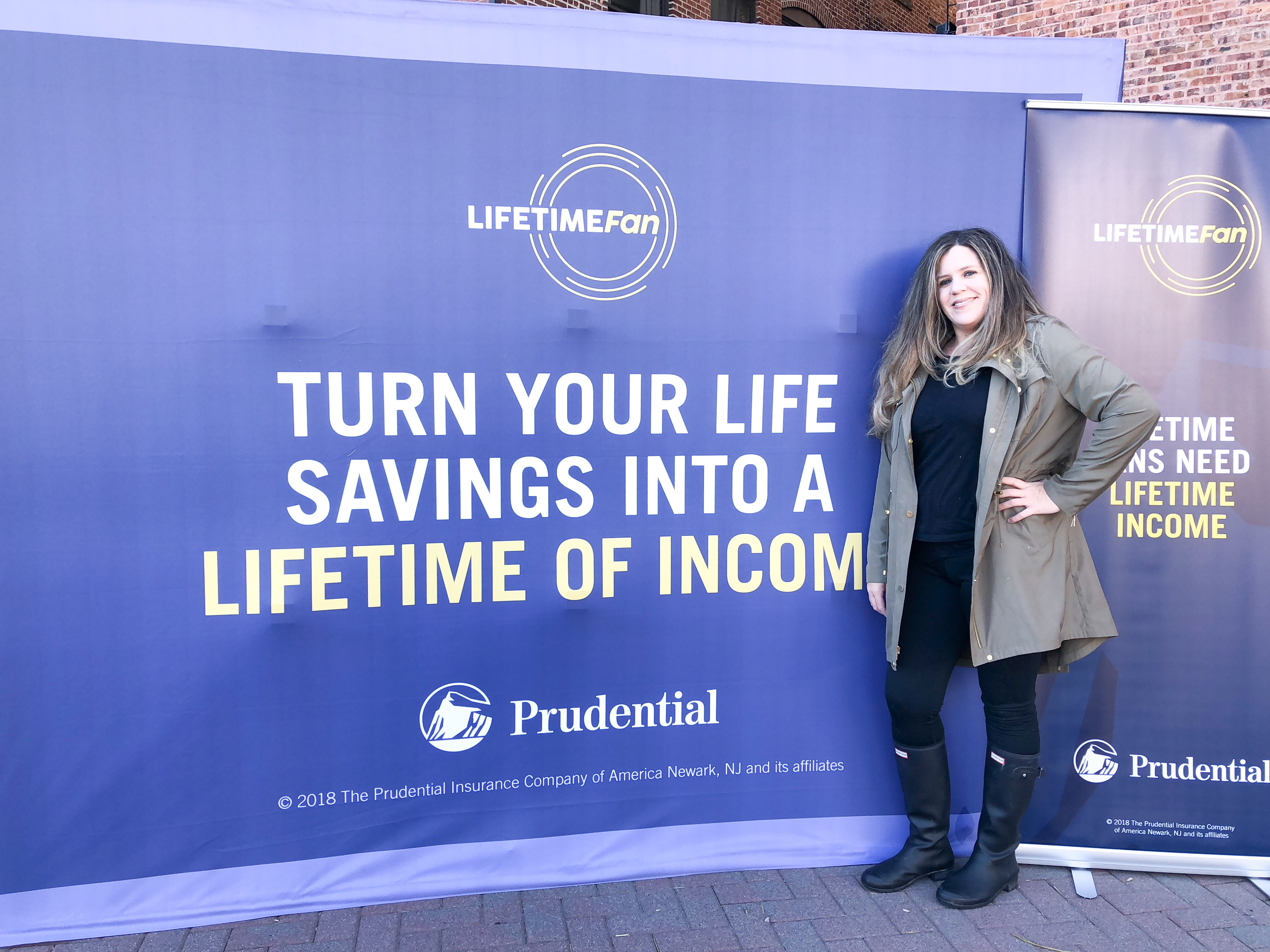 Take step to Protect Your Retirement with Prudential