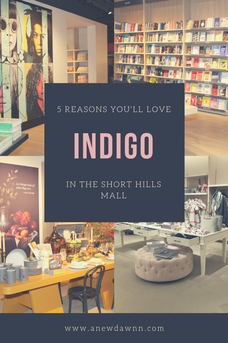 Indigo Short Hills Mall