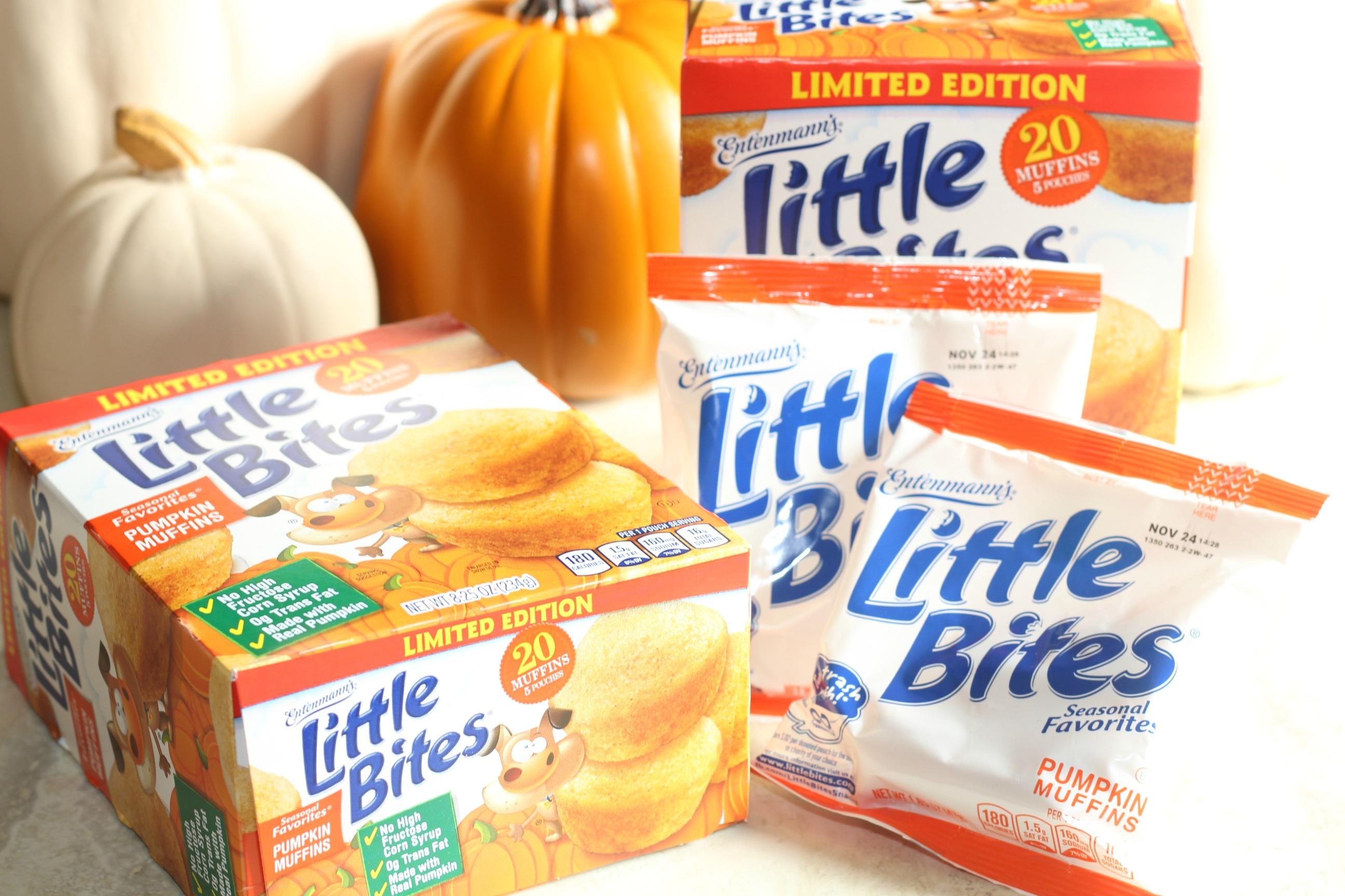 Pumpkin Muffin Ice Cream Sundae