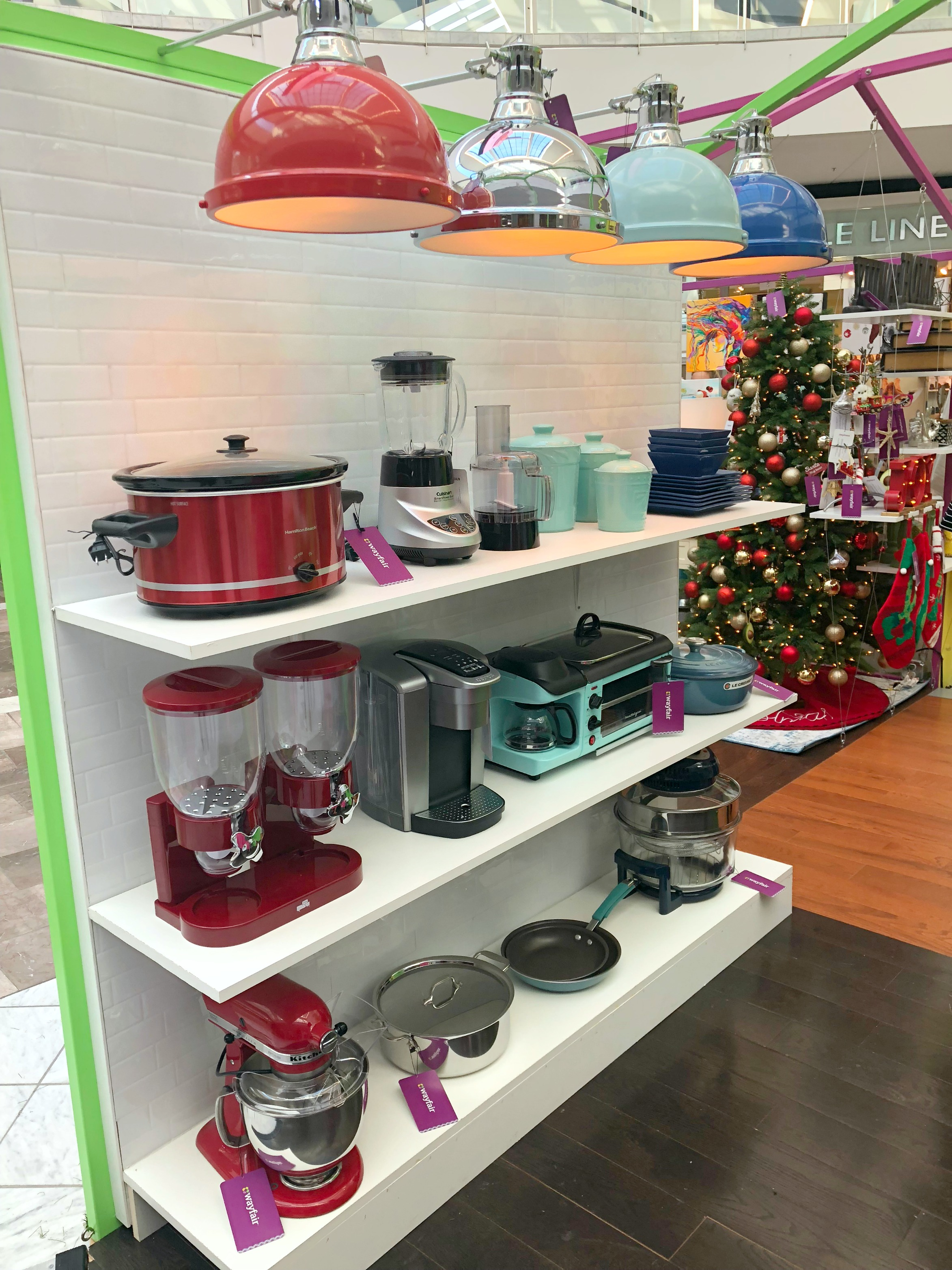 Wayfair Pop-Up Shop