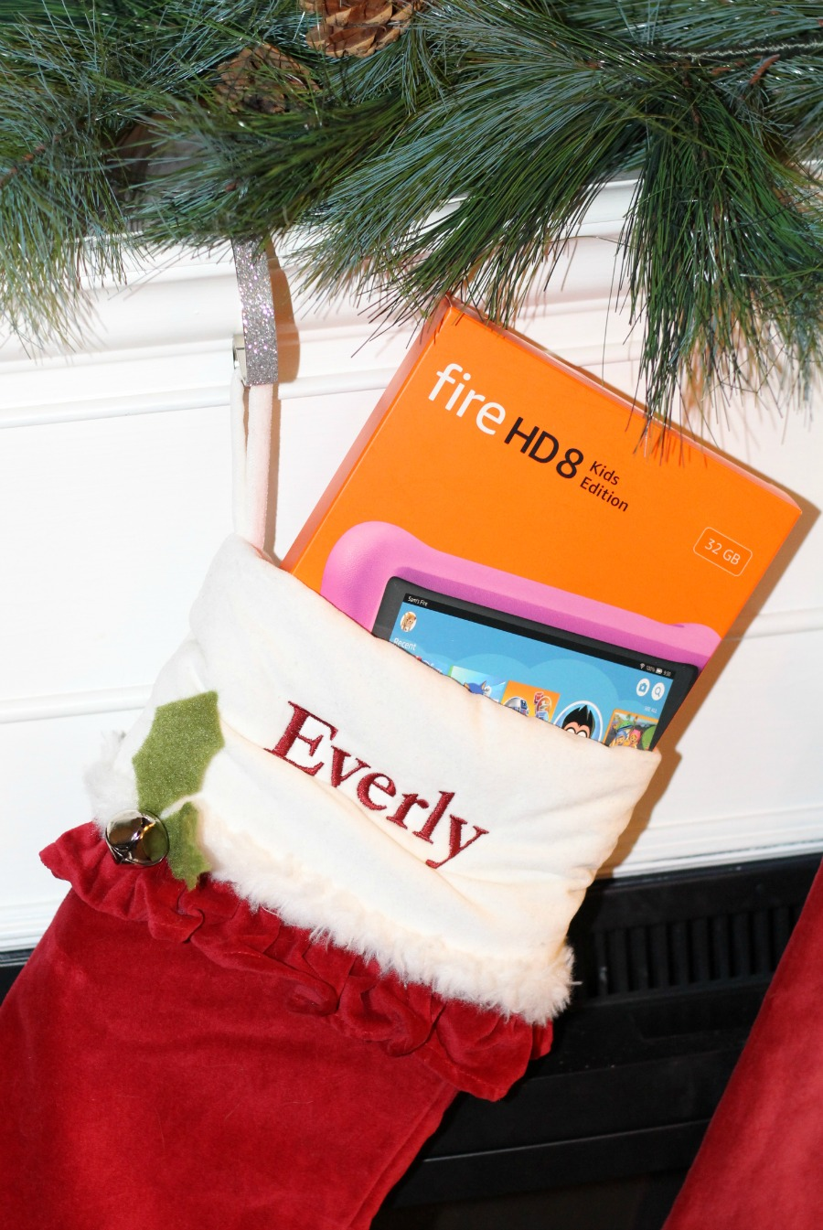 5 Ways a Fire HD 8 Kids Edition Tablet Can Enhance Your Holiday Traditions