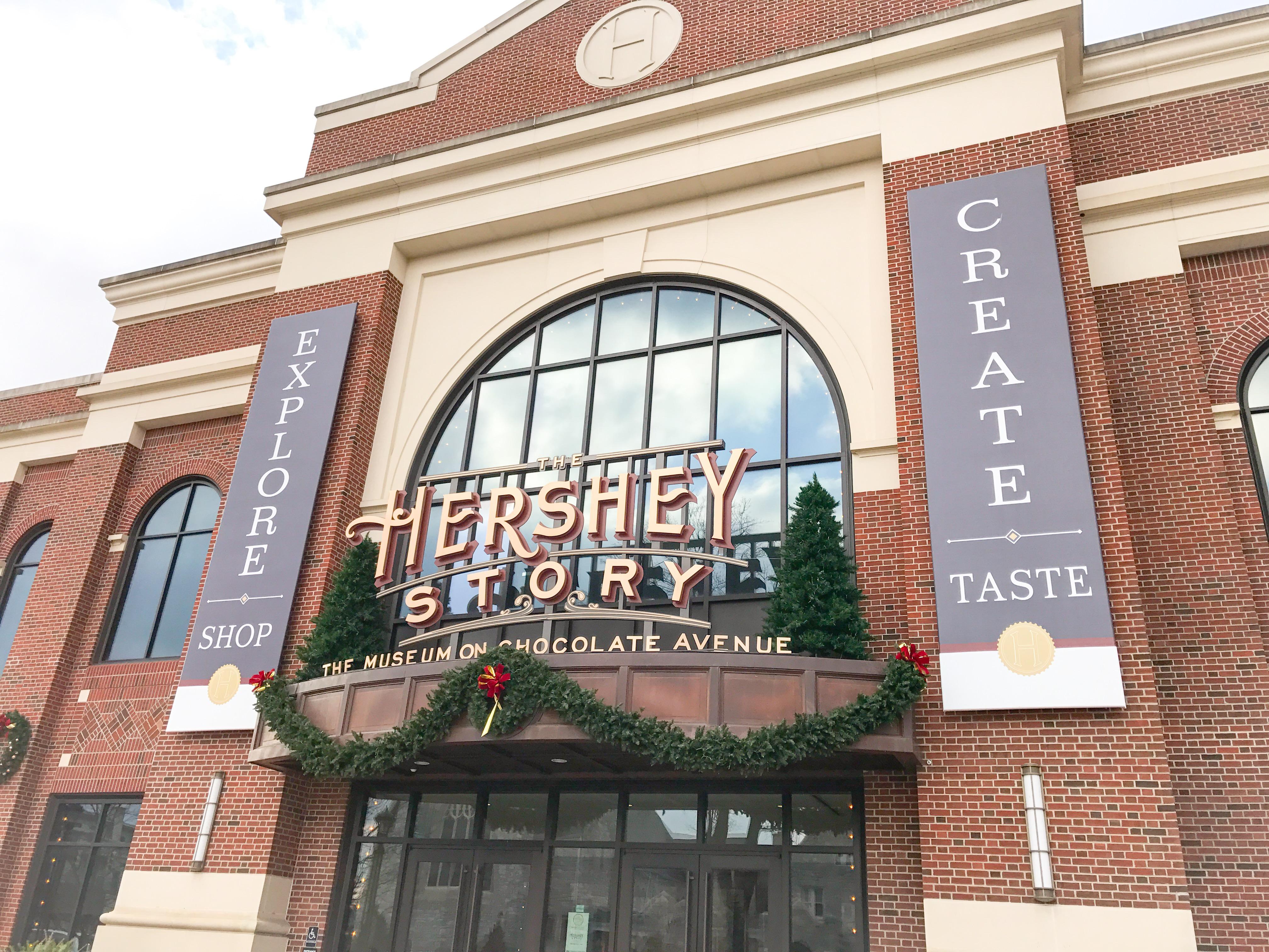 10 Reasons to Plan a Hersheypark Christmas Getaway
