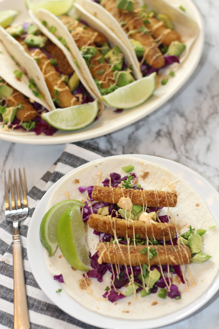 Fish Stick Tacos Recipe