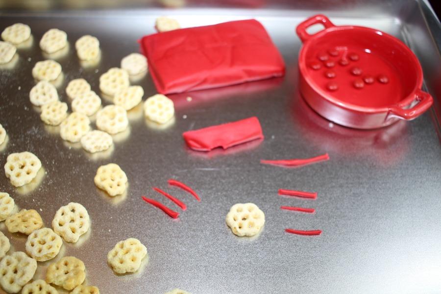 Spiderman Popcorn Recipe