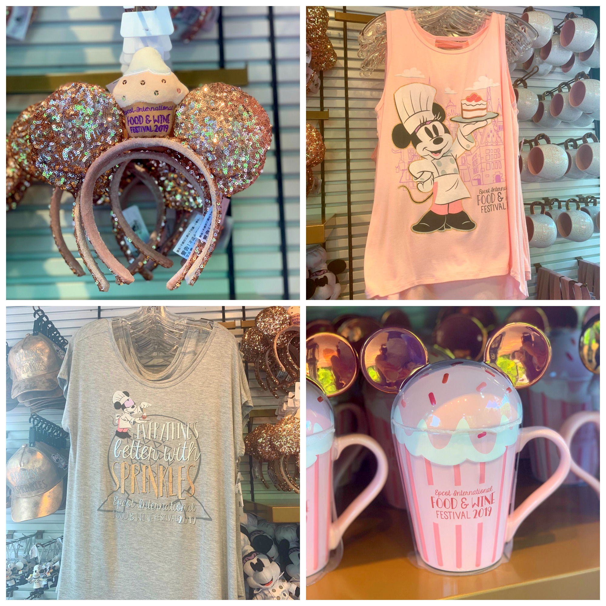 Epcot Food and Wine Festival Merchandise