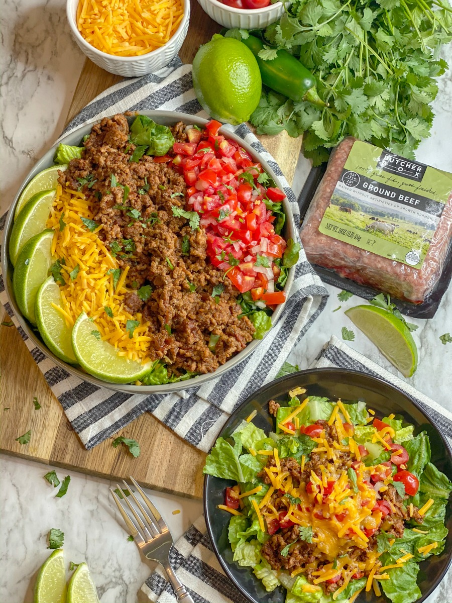 Simple & Delicious Taco Salad Recipe