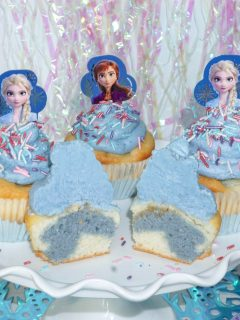 Frozen 2 Cupcakes