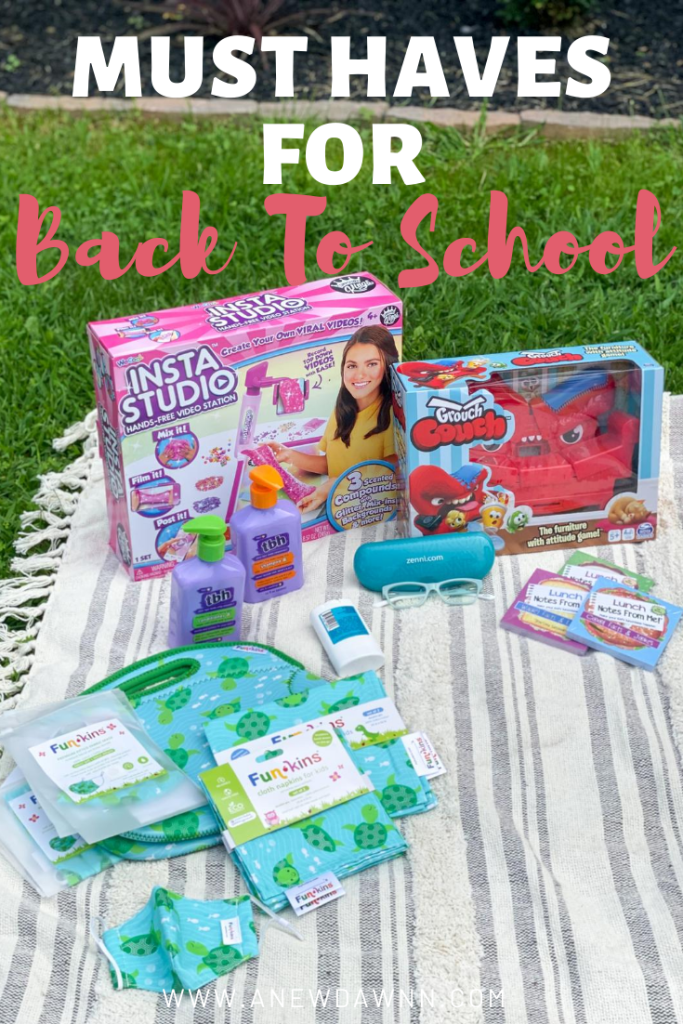 Back to School Must Haves for 2020