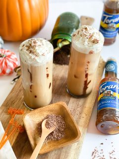 Cinnamon Mocha Iced Coffee Recipe