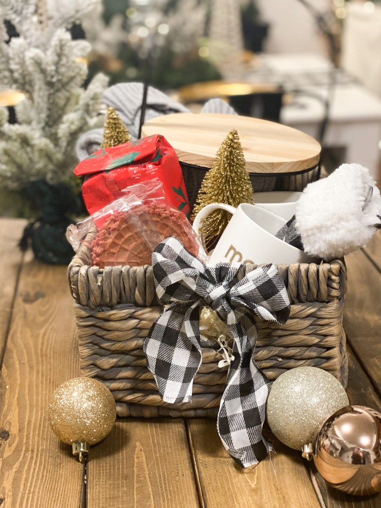 Cricut Joy Coffee Gift Basket