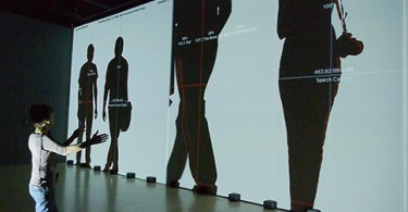 Interactive Radio Exhibit: San Francisco Museum of Modern Art