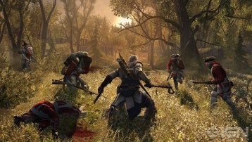 Assassin's Creed III Tomahawk Screen Shot
