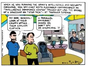 Intelligence Dominance