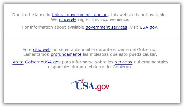 governmentshutdownnasasitedown1