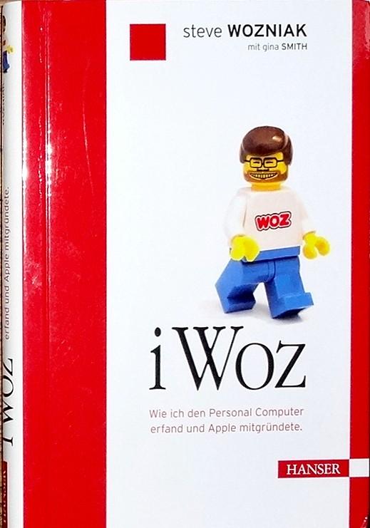 iWoz - German cover