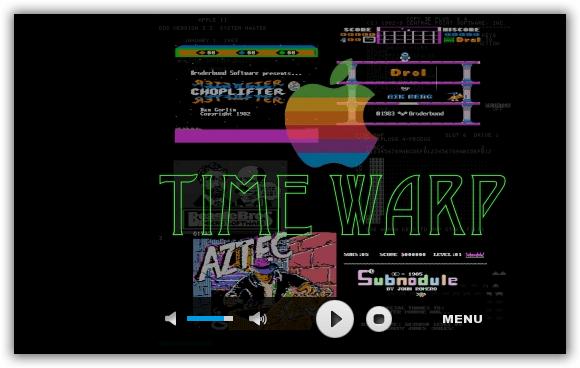 timewarpdec52013johnromero
