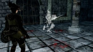 Dark Souls 2 Blood Stain