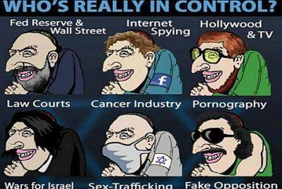 Anti-Semitism Facebook Hate Speech