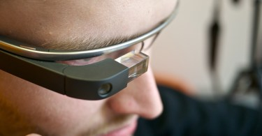 google glass guy