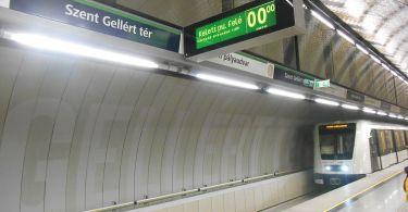 moovit metro budapest featured