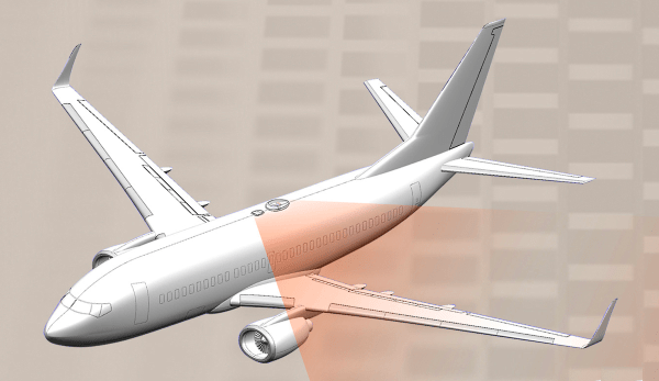 oneweb airliner