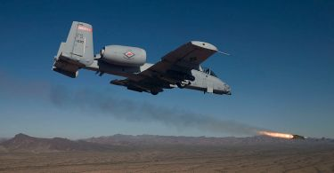 Arkansas air force on maneuvers