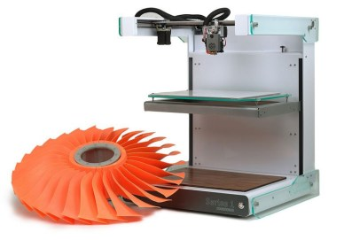 3d printer Type A series 2