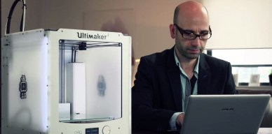 3d printer ultimaker 2