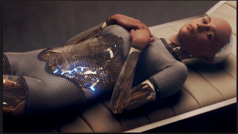 Ex Machina: Your Hot, Fake Naked Woman Will See You Now