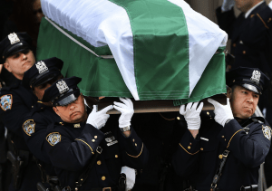 cop laid to rest