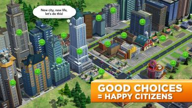 SimCity BuildIt promo