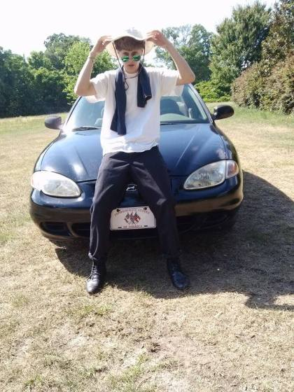 Dylanns-car