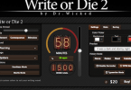 write or die freeware write or die 2