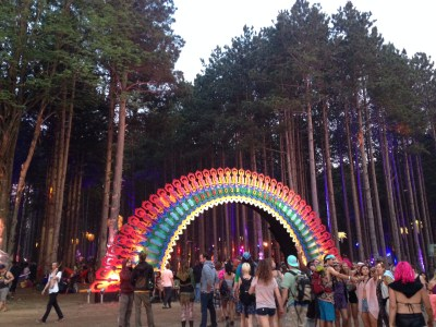 electric forrest festival four