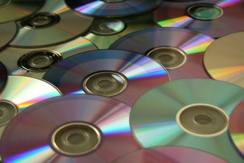 cd is dead old media