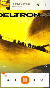 google play music update deltron 3030