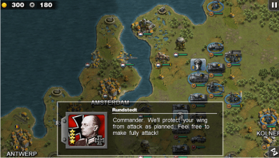 glory of generals for android review rundstedt