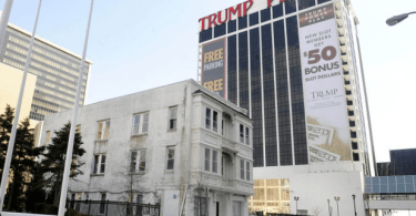 Donald Trump eminent domain Vera Coking