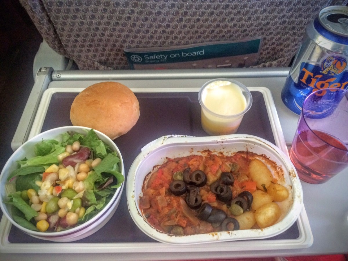 Airplane Food Comparison: The Best Meals on JAL, Virgin And Delta Now