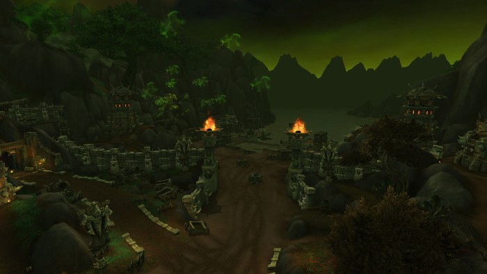 Supply lines tanaan jungle